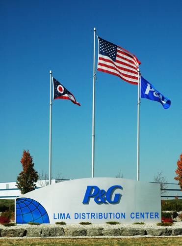 Flag Pole example