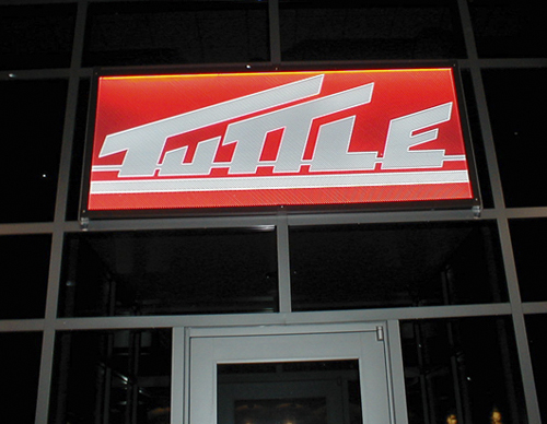 LED – Signs Ohio example