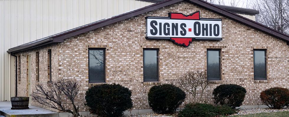 Signs Ohio